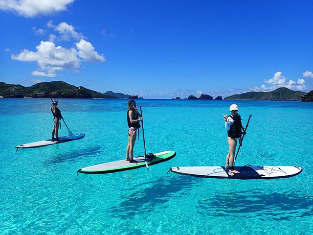SUP & Snorkeling01