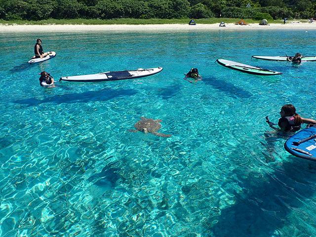 SUP & Snorkeling05