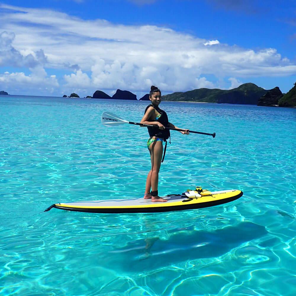 SUP & Snorkeling